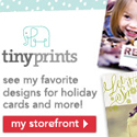 Tiny Prints: Holiday Cards